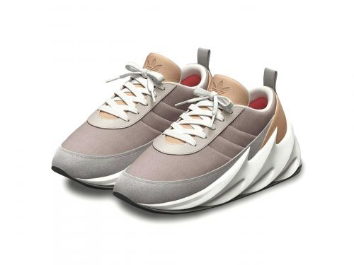 ADIDAS SHARK  BOOST RUNNING AND TRAINING SHOES(MULTICOLOR)
