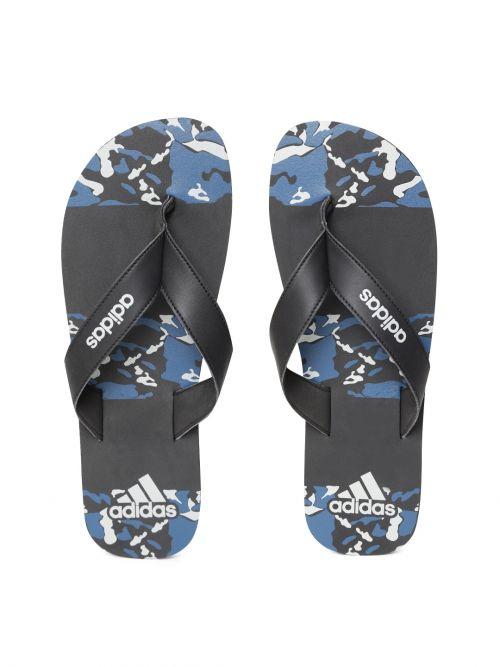 Adidas  Thong Flip Flop (BLACK)