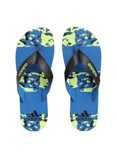 Adidas  Thong Flip Flop(BLUE)