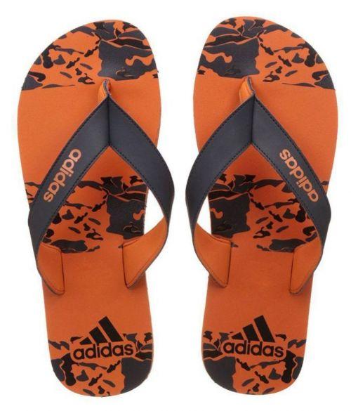 Adidas  Thong Flip Flop(ORANGE)