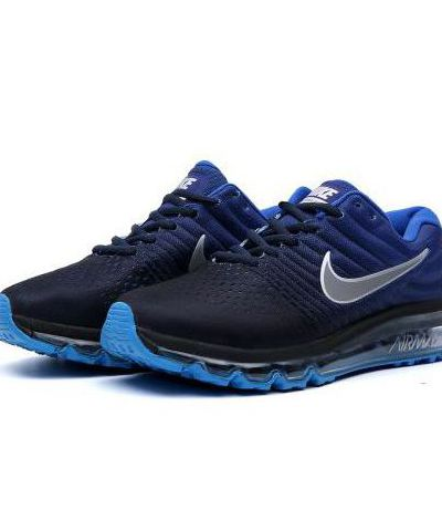 NIKE AIR MAX 2017 RUNNING AND TRAINING SHOES(BLUE).