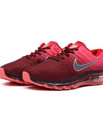 NIKE AIR MAX 2017 RUNNING AND TRAINING SHOES(MAROON)