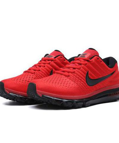 NIKE AIR MAX 2017 RUNNING AND TRAINING SHOES(RED)