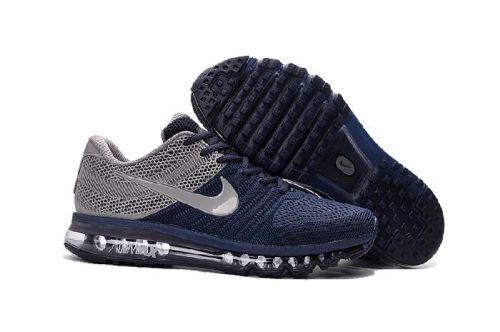 NIKE AIR MAX 2017 RUNNING AND TRAINING SHOES(GREY)