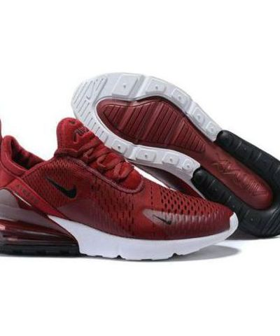 Nike Air Max 270 Running & Training Shoe For Men (MARRON)