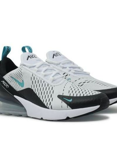 Nike Air Max 270 Running & Training Shoes For Men (WHITE)