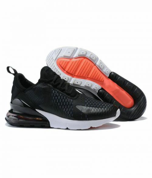 NIKE AIR MAX 270 RUNNING AND TRAINING SHOES(BLACK)