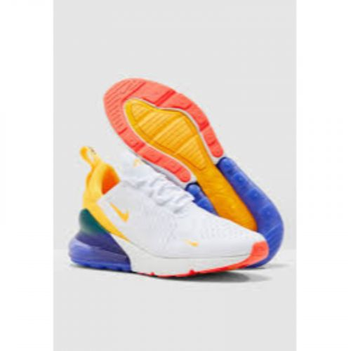 NIKE AIR MAX 270 RUNNING AND TRAINING SHOES(MULTICOLOR)