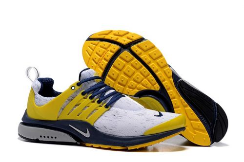 Nike Air Presto Running And training shoes(YELLOW)