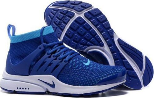 Nike Air Presto Running And Training Sports Shoes(BLUE)