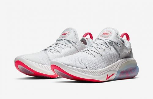Nike Joyride Running And Training Shoes(GREY&RED)