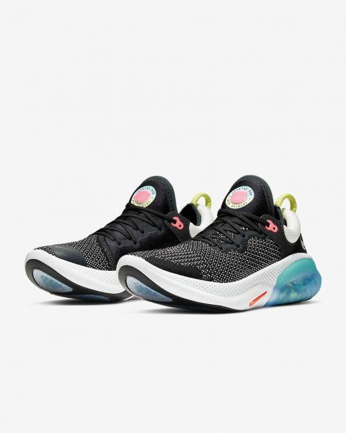 Nike Joyride White Mens Running Shoes(BLACK)