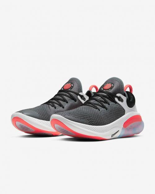 Nike Joyride White Mens Running Shoes(MAROON)