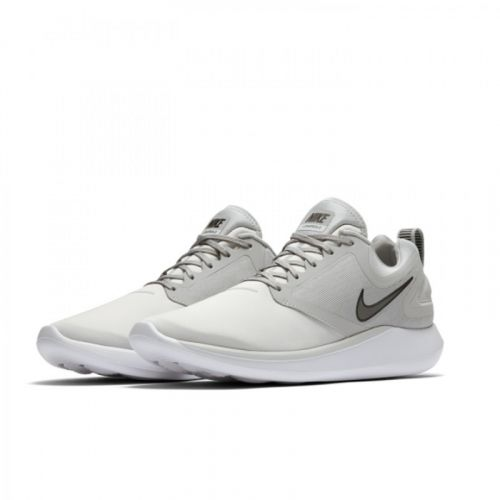 NIKE LUNAR SOLO RUNNING AND TRAINING SHOES (GREY)