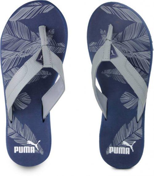 PUMA MEN SLIPPER FLIP FLOP  (NAVY BLUE)